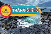 Tour Hà Nội - Phú Yên - Quy Nhơn 4 Ngày Khởi Hành Tháng 6,7,8