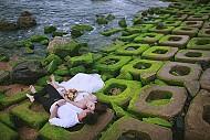 Bãi Đá Trên Biển Phú Yên – Điểm Lý Tưởng Cho Bộ Ảnh Cưới Hoàn Hảo