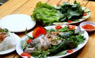 Cá Nực Hấp - Đặc Sản Dân Dã Người Phú Yên