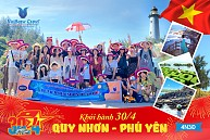 Tour Hà Nội - Phú Yên - Quy Nhơn 4N3D Giảm Giá Tháng 3/2017