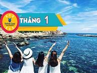 Tour Hà Nội - Phú Yên - Quy Nhơn 4 Ngày GIÁ CỰC SỐC Tháng 1