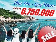 Tour Hà Nội - Phú Yên - Quy Nhơn 4 Ngày GIÁ CỰC SỐC Tháng 9 - 10 - 11