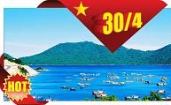 Tour Hồ Chí Minh - Phú Yên - Quy Nhơn 4N3D Giảm Giá Đặc Biệt Dịp 30/4