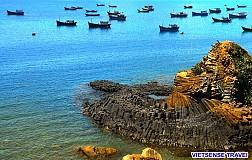 Hành Trình 4 Ngày: Tuy Hòa - Đại Lãnh -  Hải Đăng - Mũi Điện - Vịnh Xuân Đài - Vũng Rô - Gành Đá Đĩa - Đầm Ô Loan