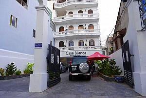 Khách sạn Casa Blanca tại thành phố Quy Nhơn