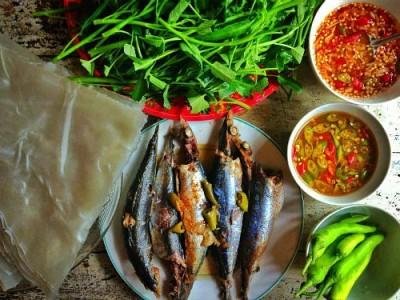 Đặc Sản Cá Ồ Phú Yên