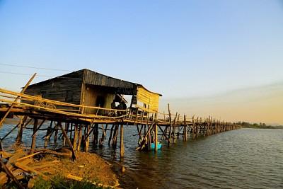 Cầu Ông Cọp Phú Yên - Cây Cầu Gỗ Dài Nhất Việt Nam