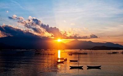 Đầm Ô Loan Phú Yên Là 1 Trong Những Đàm Nước Đẹp Nhất Việt Nam