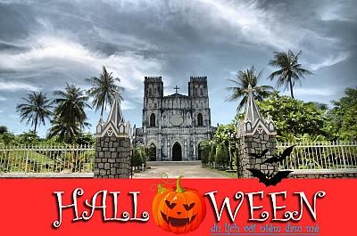 Nguồn gốc Halloween có liên quan gì đến nhà thờ Mằng Lăng không