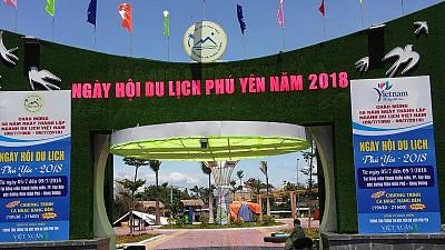 Sự kiện ngày hội Du lịch Phú Yên