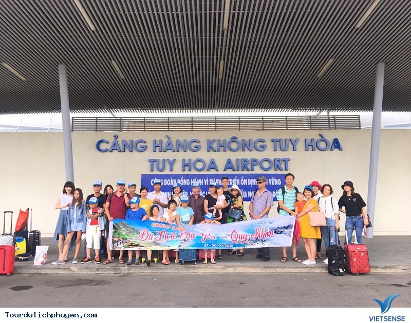 Tour Khuyến Mãi: Hà Nội - Phú Yên - Quy Nhơn 4 Ngày 3 Đêm Khởi Hành Tháng 9