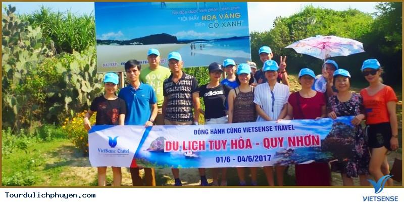 Tour du lịch Phú Yên 4 Ngày 3 Đêm khởi hành từ Tp.Hồ Chí Minh
