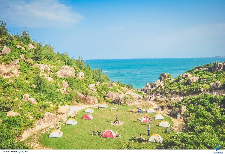 5 hòn đảo cắm trại cực phê khi tới Phú Yên