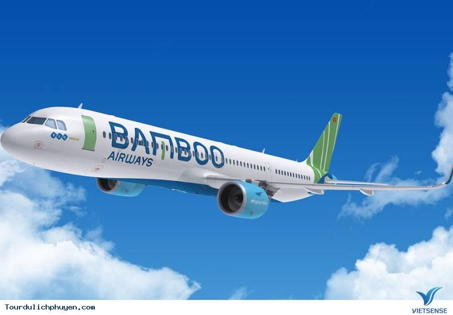 Bay thẳng tới Quy Nhơn  Phú Yên với hãng hàng không Bamboo Airways, 2018