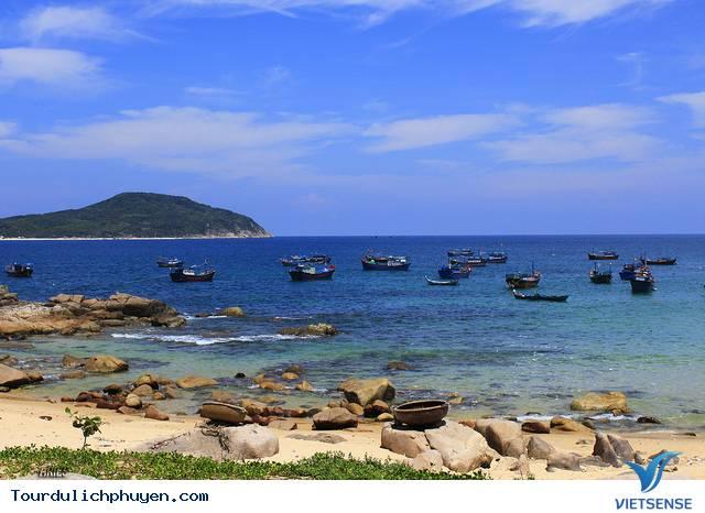 Du lịch Phú Yên- Hoang sơ đảo Hòn Chùa