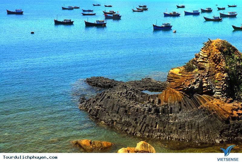 Gành Đá Đĩa, Phú Yên - hút mọi ánh nhìn nơi Du khách…