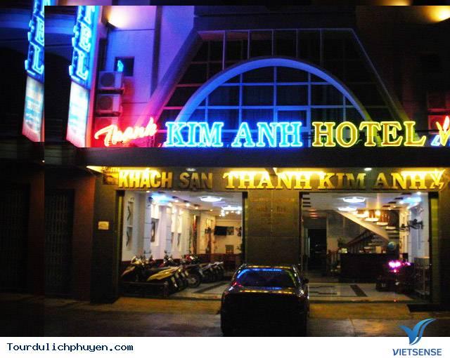Khách Sạn Thanh Kim Anh,Khach San Thanh Kim Anh