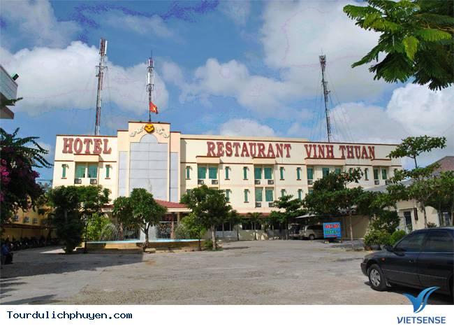 Khách Sạn Vĩnh Thuận,Khach San Vinh Thuan