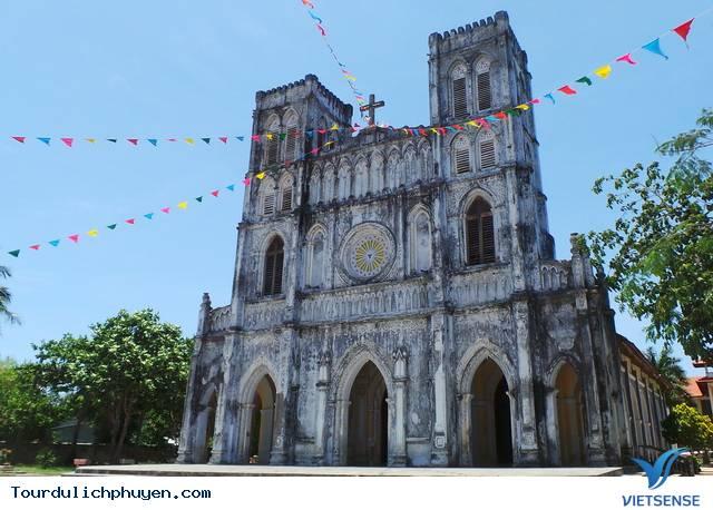 Nhà thờ Mằng Lăng,Nha Tho Mang Lang