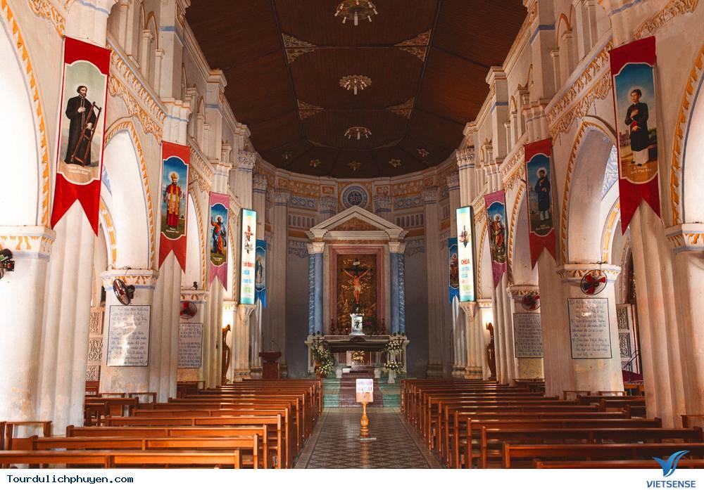 Nhà thờ Mằng Lăng - Ảnh 4