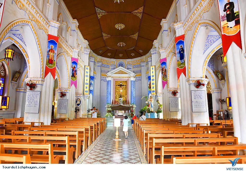 Nhà thờ Mằng Lăng - Ảnh 3