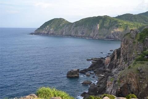 Phú Yên, Quyến rũ Bãi Môn