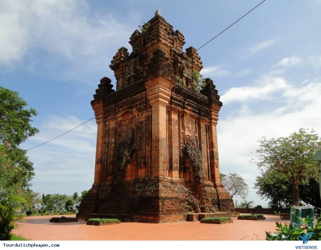 Tháp Nhạn,Thap Nhan