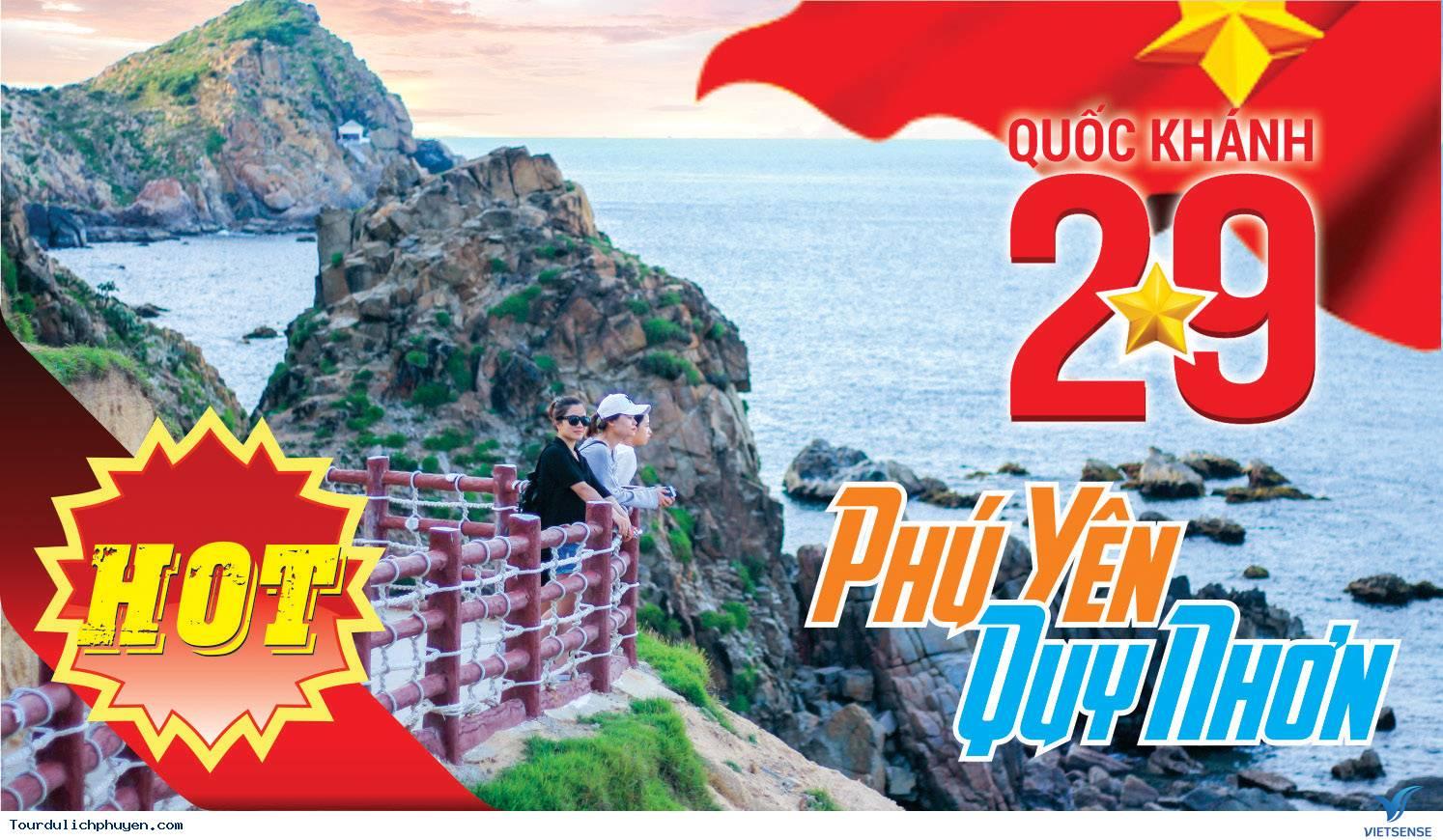 Tour Du Lịch Phú Yên – Quy Nhơn Dịp Lễ 2-9 4 Ngày 3 Đêm