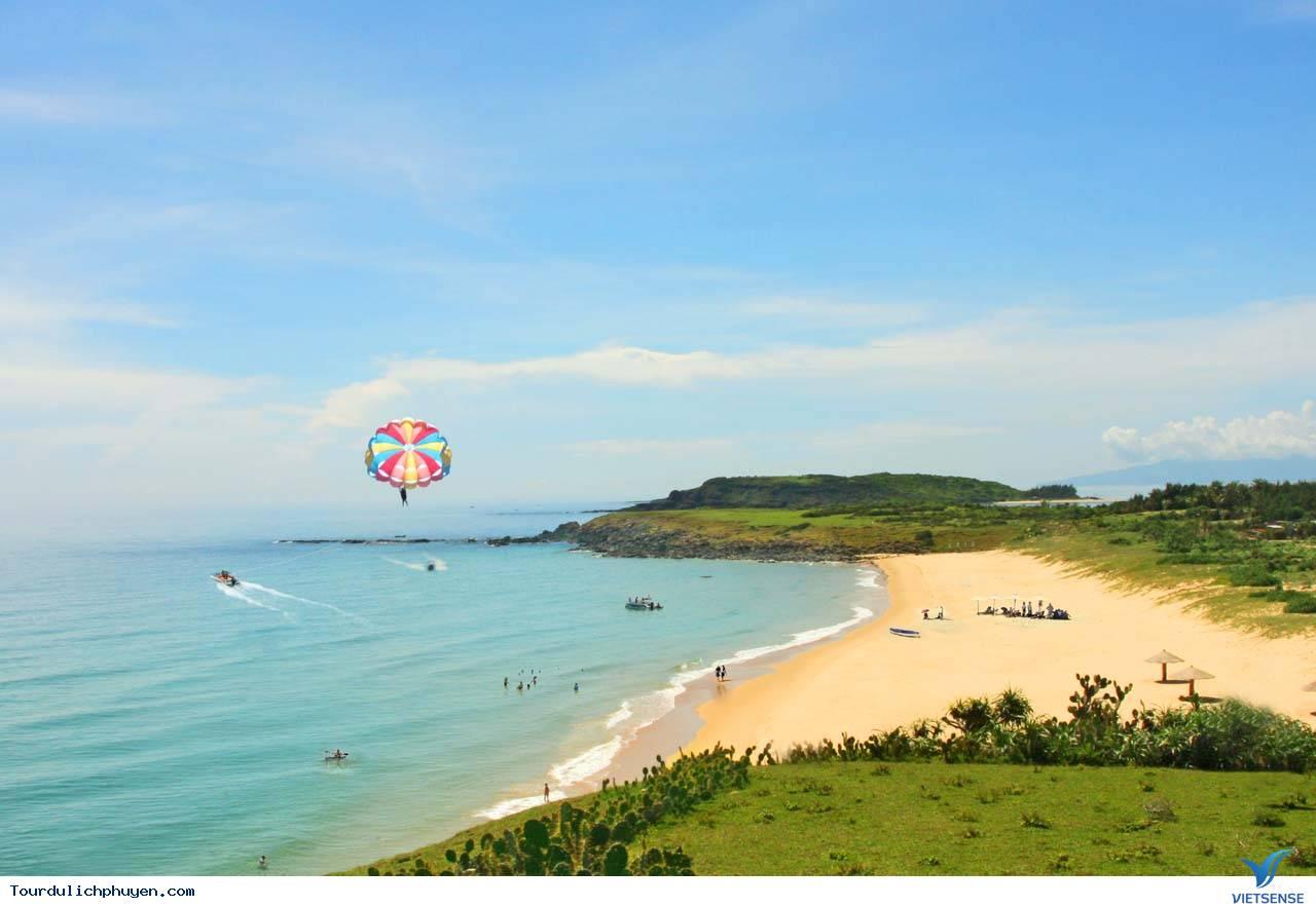 Vẻ đẹp của bãi xép Phú Yên